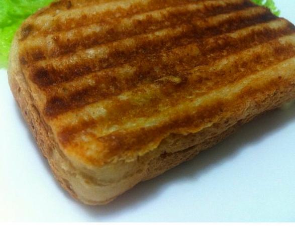 Berti Gluten Free na sanduicheira