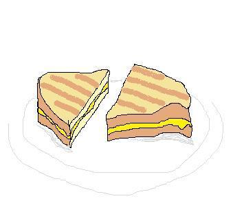 Berti na chapa ou na sanduicheira!